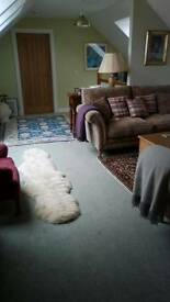 Farmhouse plus steading conversion in approx 20 acres, Aberdeenshire