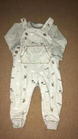 Boys next outfit 9-12 Months