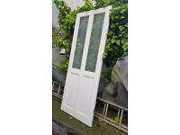 Internal door : glazed size 29 3/4 x 77 1/4 756mm x 1963mm