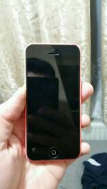 IPhone 5c 16Gb Red Color Unlocked Excellent Condition As like New