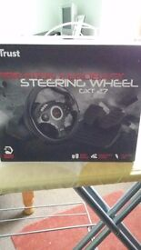 PS 3 / USB steering wheel