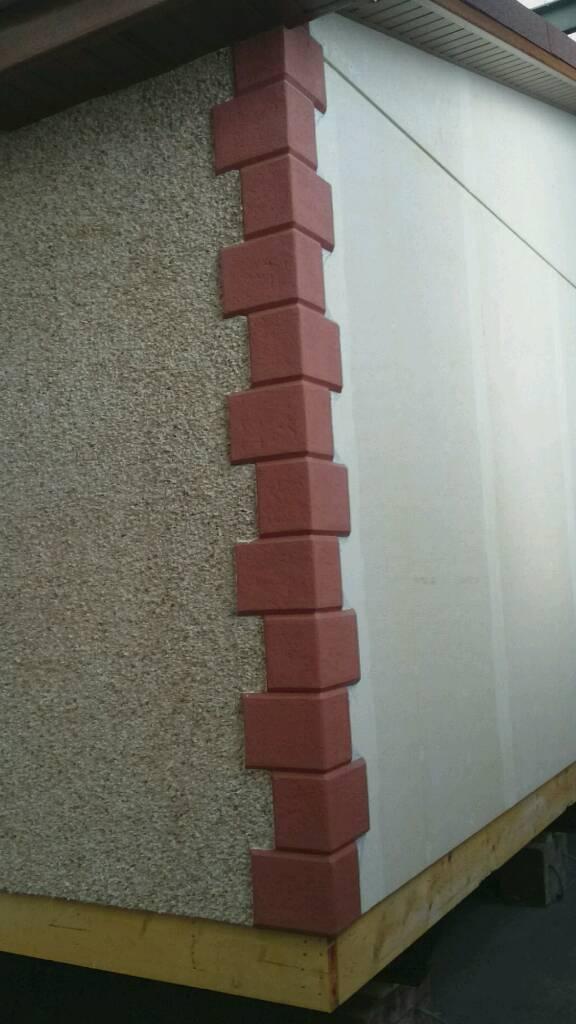 Set 4 - 8ft quoinstones