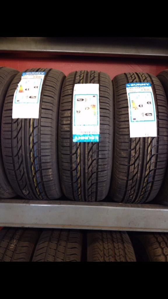Tyre 205 40 17