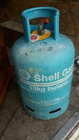 gas bottle - Gas bottles - Gas cylinder - Delivery available