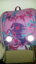 Kids backpacks/rucksacks
