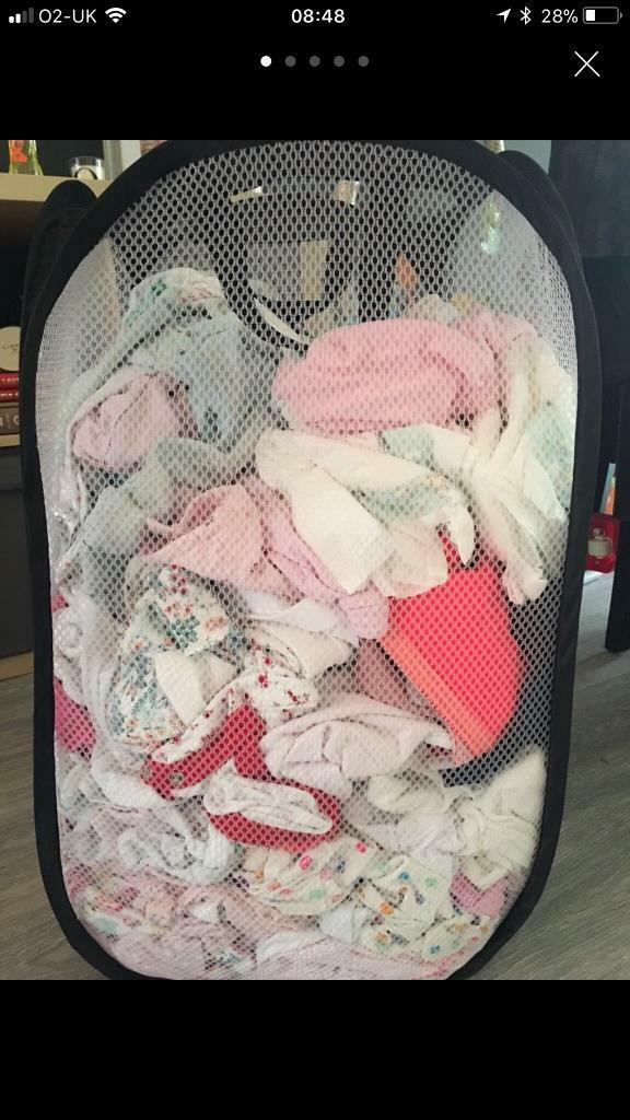 Baby bundle girls over 120 items