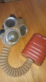 Genuine WW2 Gas Mask