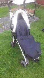 Pram/Pushchair/Stroller