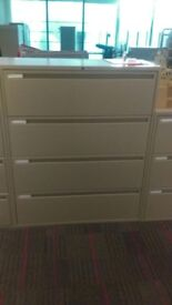 4 drawer filing cabinets double size
