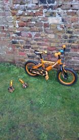 Boys 14inch Bicycle