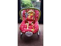 Mothercare 'Little Circus' Activity rocker