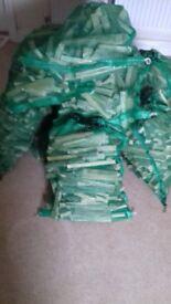 Nets of sticks