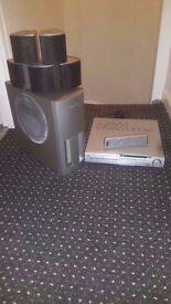 SONY sound cinema system 5.1 CH CLASS-T DIGITAL AMPLIFIER £65