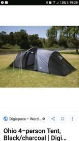 8 Berth Tent