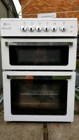 Flavel Milano G60 white gas cooker delivered today