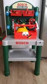 Bosch Child's Workbench