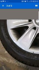 Bmw winter wheels 3 series.