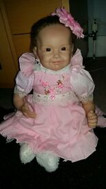 reborn doll-very realistic -open to offers