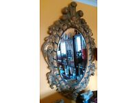 Spanish Ornate Mirror