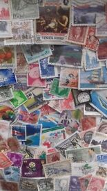 100 Mixed World Stamps All Different