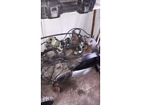 Honda nes 125cc (breaking) engine runs perfect