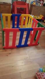 In door or out door play pen