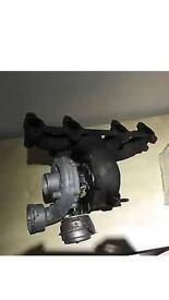 GOLF TURBO PD 130 BORA