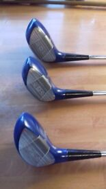 LADIES LYNX TIGRESS CLUBS.1,3 AND 5