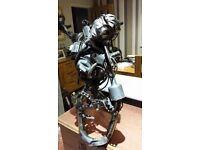 'Borg Babe' - A Truly Unique & Individual Metal Masterpiece