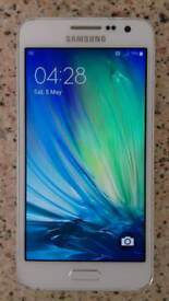 SAMSUNG GALAXY A3 16GB ON EE