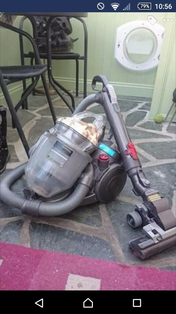 Dyson cylinder fully working