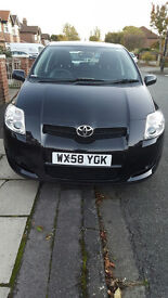 2008 Toyota Auris for Sale.