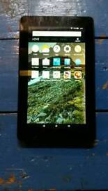 Kindle fire 7in tablet 5th generation