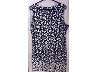 George sleveless dress size 18