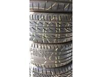 Tyre 175 65 14 Part Worn