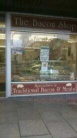 Long Established Deli Business For Sale, price reduced for quick sale due to ill health