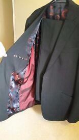 Ted Baker Black Suit - Endurance - £20
