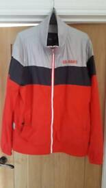 Mens g star jacket/tracksuit top size xl