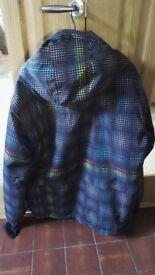 ski jacket Mans large, hardly worn.