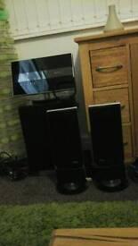 Phillips Surround sound