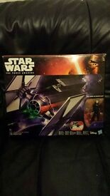 Hasbro Star Wars Tie Fighter. New Unused.