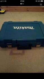 Makita drill box/carry case new