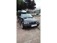 BMW 320D 2002 150KM LHD polish plates