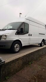 Ford Transit 59 plate medium wheel base, high roof