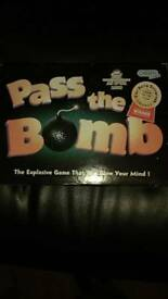 Pass the bomb game