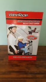 WeeRide Centre Mounted Bicycle Child Carrier