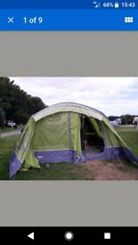 Vango eclipse 600 airbeam air tent