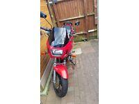 For sale motorbike susuki bandit 600