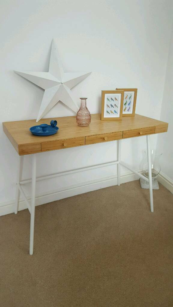 Ikea Lillasen Desk In Leek Staffordshire Gumtree