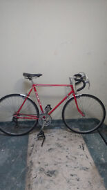 Upgraded 56cm Elswick road bike